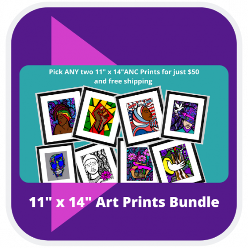 11x14 art bundle deal